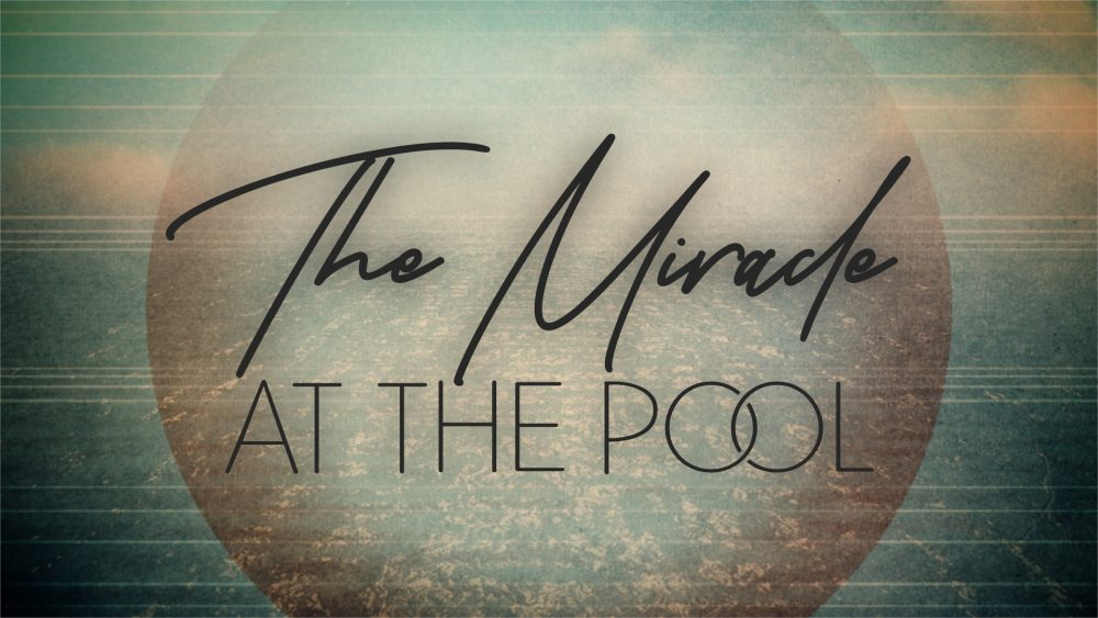The Miracle at the Pool Image